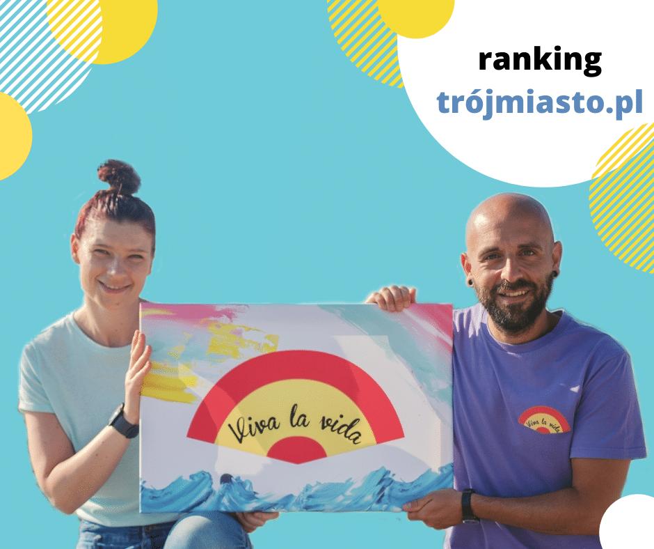 3 miejsce w rankingu najlepszych szkół językowych w Trójmieście!