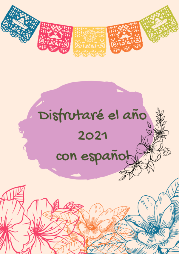 plannera do nauki języka hiszpańskiego