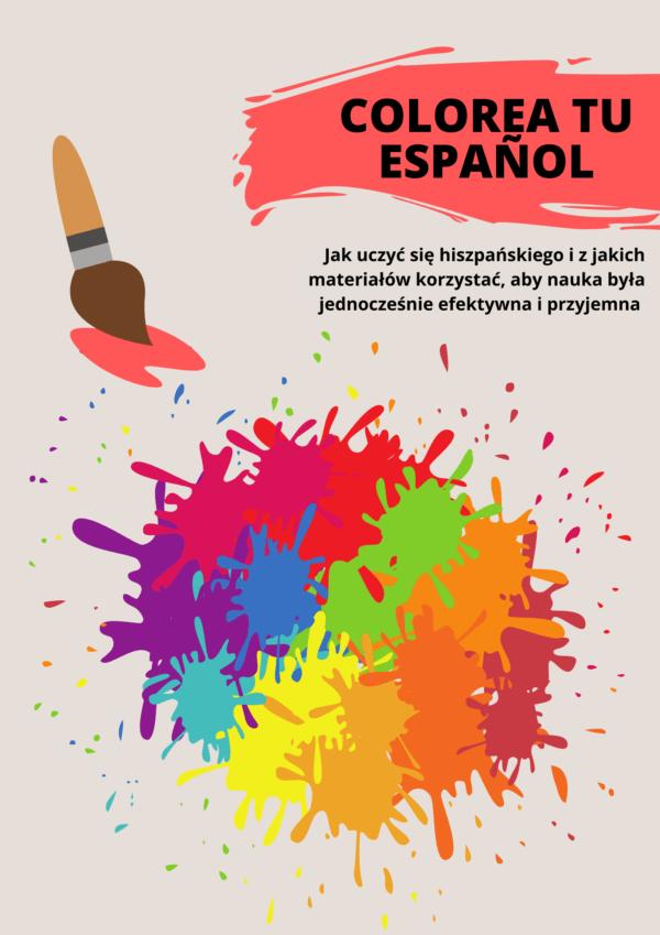 jak uczyć się języka hiszpańskiego